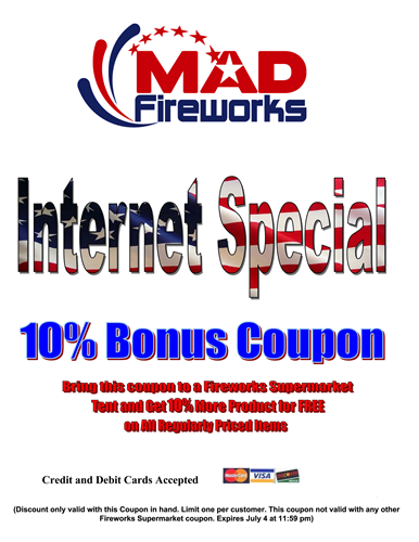 Internet Coupon